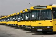 فعالیت ۵۰ درصد ناوگان اتوبوسرانی در کرمانشاه