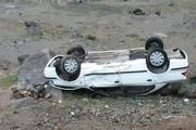 تصادف در محور نهبندان - بیرجند ۲ کشته و ۵ مصدوم داشت