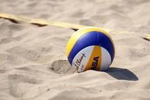 حضور جمهوری چک و ترکیه در تور والیبال ساحلی کیش