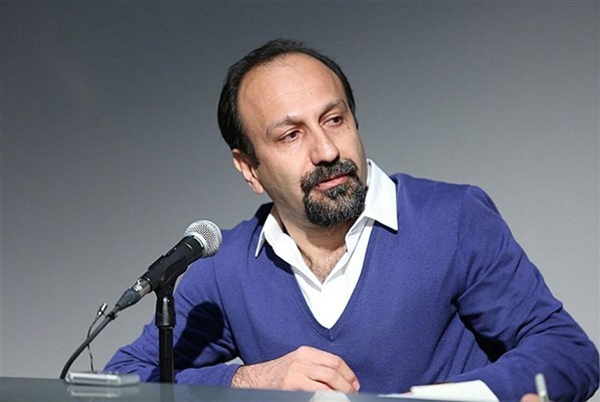 واکنش اصغر فرهادی به درگذشت علی سلیمانی + عکس
