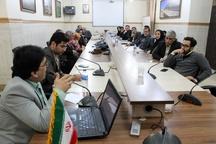 نشست انجمن تاریانا با محوریت «تهدید وحدت ملی با تدریس به زبان مادری» در اهواز برگزار شد