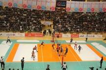 شهرداری گنبدکاووس از والیبال حمایت می کند