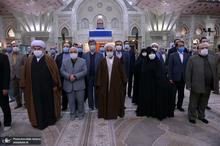 تجدید میثاق مدیران و کارکنان کمیته امداد امام خمینی(ره) با آرمان های بنیانگذار جمهوری اسلامی