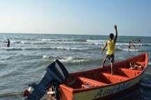 استقرار 28 ناجی غریق در سواحل جویبار در آستانه عید فطر