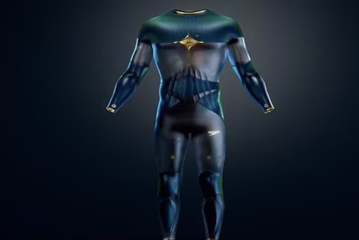 از هوشمندانهترین لباس شنای دنیا رونمایی شد