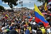 عکس/ بیش از 800 کشته و زخمی در بزرگترین تظاهرات ضد دولتی در کلمبیا
