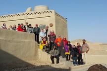 تور گردشگران اتریشی وارد سیستان و بلوچستان شد