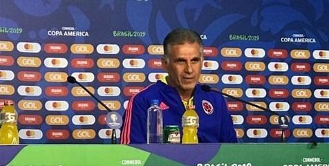 کیروش پس از قرعه کشی مرحله گروهی کوپا آمریکا : قهرمانی کلمبیا شبه محال است