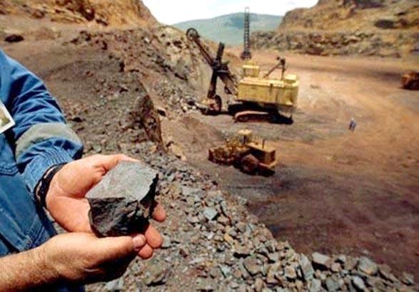طرح افزایش خلوص سنگ آهن بدون استفاده از آب در یزد کلید خورد