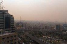 آلودگی هوا در البرز به مرز هشدار میرسد