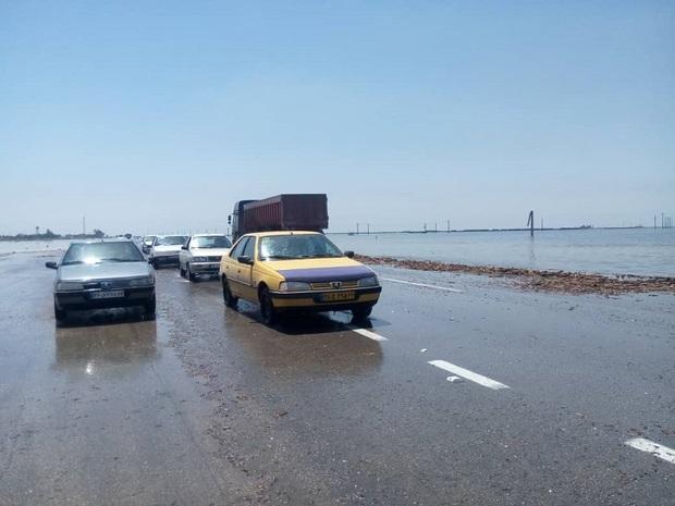 سیل 6هزار400 میلیارد ریال به جاده های استان خسارت وارد کرد