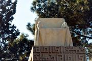 جایگاه جلوس و سخنرانی تاریخی حضرت امام خمینی(ره) در گلزار شهدا بهشت زهرا(س) گلباران میشود