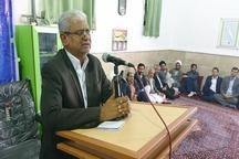 آیین بزرگداشت شهدای هفتم تیر در ایرانشهر برگزار شد