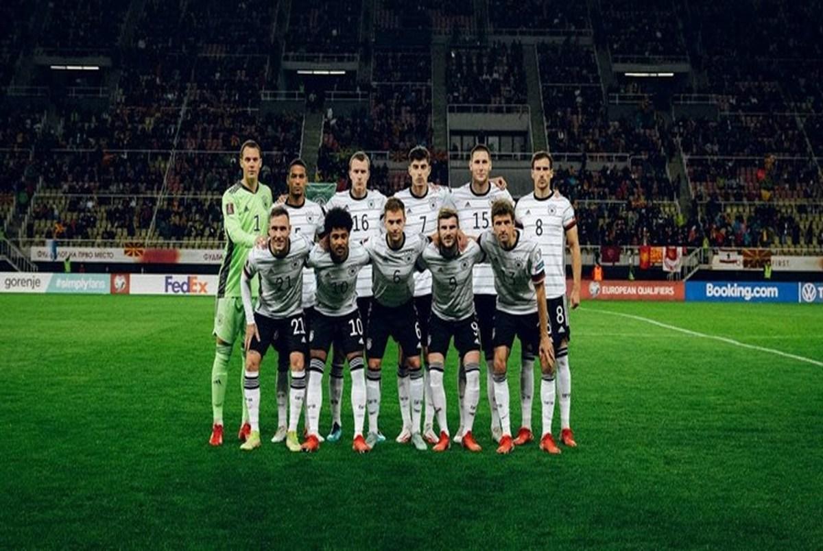 ژرمن ها اولین مسافر قطر؛ آلمان به جام جهانی صعود کرد