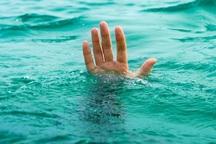پیکر یک مرد غرق شده از استخر آب بیرون کشیده شد