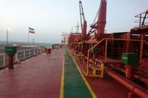 تخلیه دومین کشتی کره جنوبی حامل 5500 تن آهن آلات در بندر چابهار