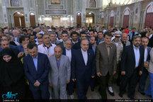 تجدید میثاق ورزشکاران و مسئولان ورزش کشور با آرمان های امام راحل