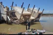 6512 واحد مسکونی شهر پلدختر بر اثر سیل خسارت دید