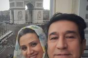 سوابق کاری مرحوم مجید اوجی همسر فلورا سام