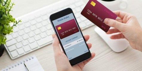 چند درصد مردم از موبایل بانک استفاده می کنند؟