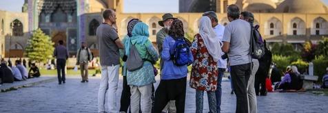 چینیها می توانند ۲۱ روز «بدون ویزا» در ایران باشند