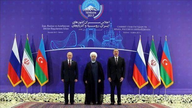 اجلاس سران ایران، روسیه و آذربایجان به زمان مناسب موکول شد