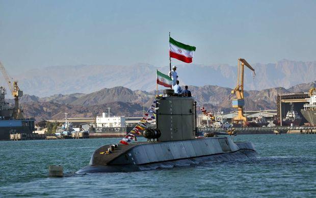 زیردریایی فاتح برای اولین بار اژدر شلیک کرد + فیلم