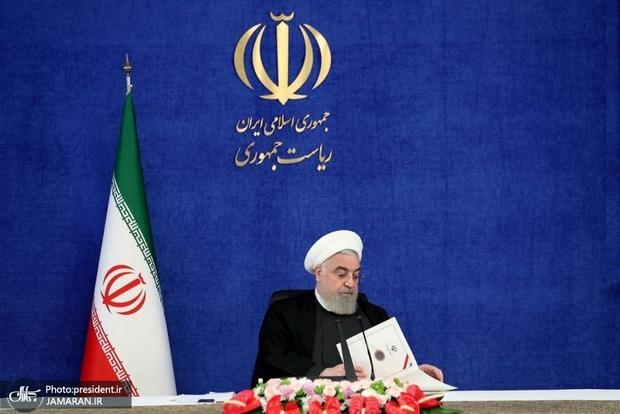واکنش روحانی به اظهارات اخیر بایدن و مقامات دولتش
