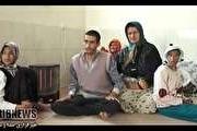 مادری نمونه با نگهداری از 4 فرزند معلول در ملارد