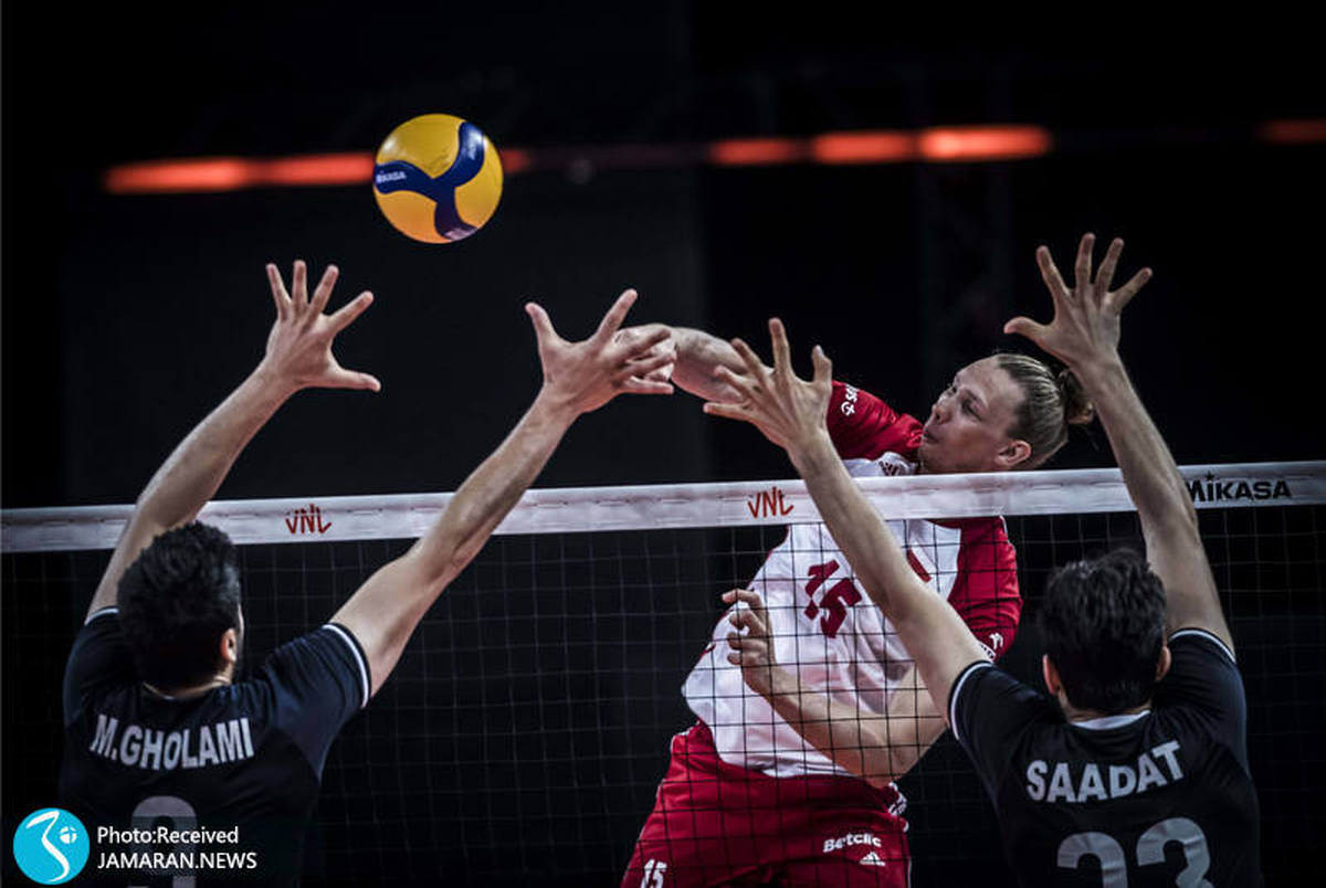 باخت بد به لهستان در چهاردهمین بازی/ ایران نه میبَرد؛ نه میجنگد! + عکس و آمار