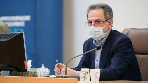استاندار تهران: احتمال تعطیلی دو هفتهای منتفی شده است