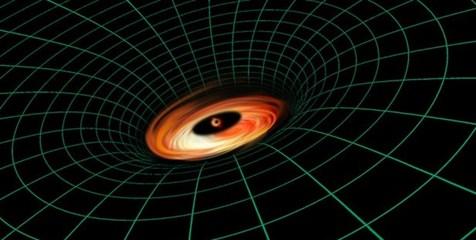 رشد بسیار سریع سیاه چاله ای با حجم 34 میلیارد برابر خورشید
