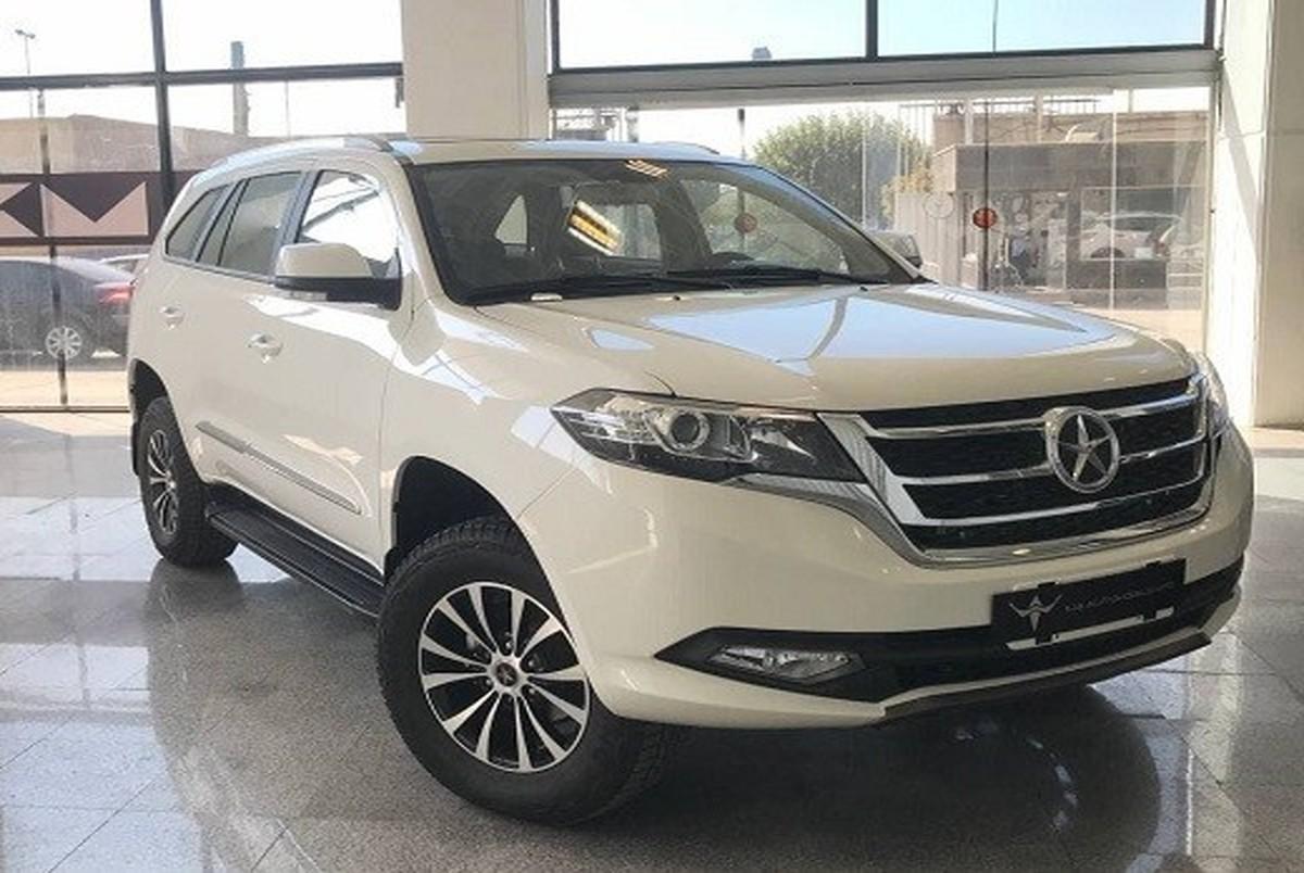 خودروی جدید دایون Y5 وارد ایران می شود+ تصاویر و قیمت