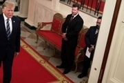 کاخ سفید به شدت گرفتار شده است