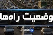 ترافیک فوق سنگین در ورودی های شرقی استان تهران/ پس زدگی چند کیلومتری بار ترافیکی در شرق استان