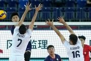 پیروزی بی دردسر والیبال ایران برابر چین تایپه در راه توکیو +عکس و آمار