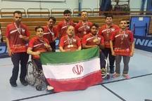 رویدادهای مهم ورزش آذربایجان غربی در فروردین