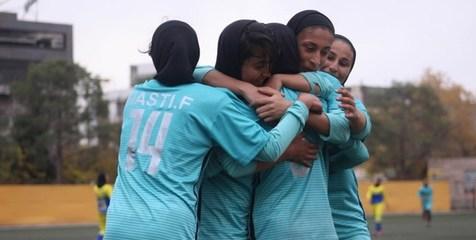 قهرمانی شهرداری سیرجان در لیگ برتر فوتبال زنان/ چترنور خانم گل شد