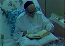 Imam requested prayers for his acceptance before God Almighty