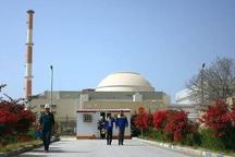 نیروگاه اتمی بوشهر 35 میلیارد کیلووات ساعت برق تولید کرد