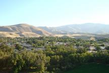 چورس؛ روستایی با هشت هزار سال قدمت
