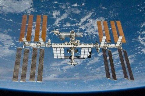تعمیر نشتی ایستگاه فضایی بین المللی