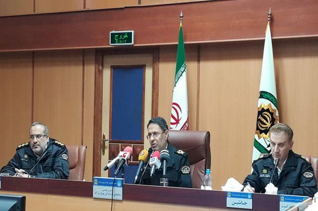 مسافرکشان شخصی غیر تهرانی عامل سنگینی ترافیک پایتخت است