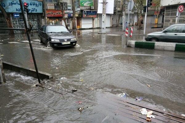 آماده باش ۶۰۰ نفر از نیروهای شهرداری همدان برای مقابله با سیلاب