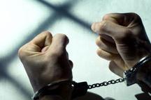 دستگیری عاملان شهادت مامور نیروی انتظامی در اهواز