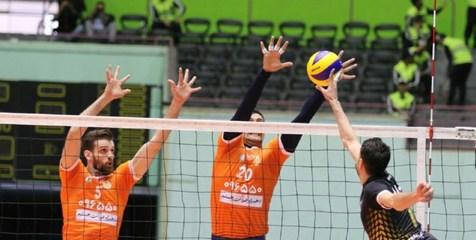 پیروزی شهرداری ورامین مقابل سایپا/ قهرمان در بازی سوم مشخص میشود
