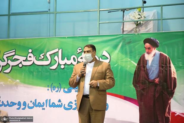 ساداتی: امام راحل هویت انقلاب اسلامی است