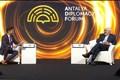 گزارش ظریف از حضورش در آنتالیا