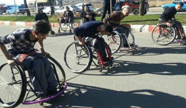 ساختمان های مناسب سازی نشده برای معلولان پایان کارنمی گیرند