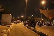 پاسخ مسئولان به ماجرای حضور معتادان در یک منطقه شهر تهران در دوران کرونا/ فیلم
